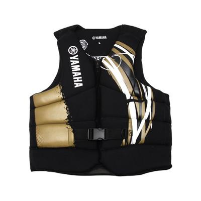 Level 50 Mens Segmented Neoprene Gold PFD