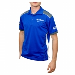 Yamaha Marine Polo Shirt Blue