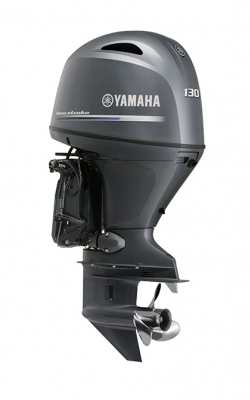 130 hp Yamaha 4 Stroke Electric Start Power Trim Long