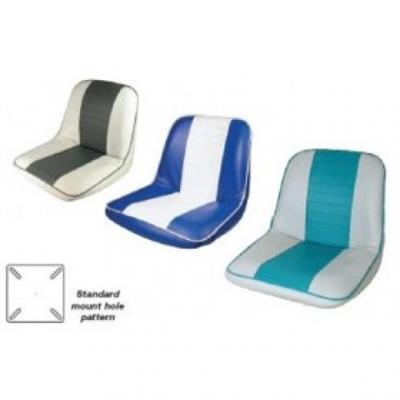 SEAT FIRST MATE GREY/TEAL UPHOLSTERY
