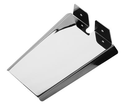 STAINLESS STEEL TRANSDUCER COVER - LARGE