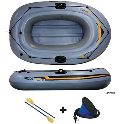 DINGHY TENDER INCL OARS/PUMP SR200K 2.0M