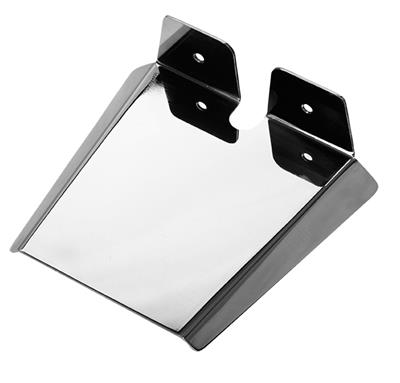 STAINLESS STEEL TRANSDUCER COVER - SMALL