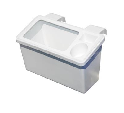 TINNIE BAIT & STORAGE BIN - WITH DRINK HOLDER