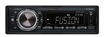 Fusion RV-CD850BT A2DP BLUETOOTH AM FM AUX x2 USB SD IPHONE IPOD RECEIVER