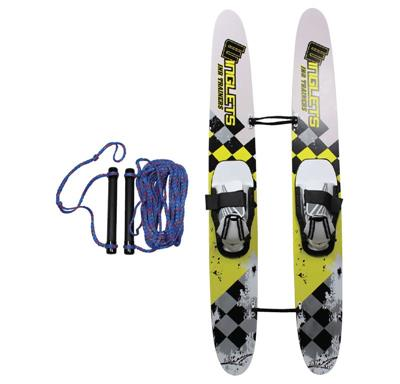 Ski Set Winglets Junior Double Training