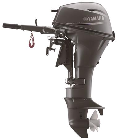 15 hp Yamaha 4 Stroke Tiller Manual Start 15
