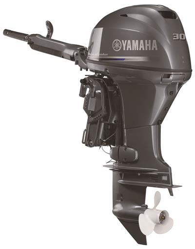 30hp Yamaha 4 Stroke Tiller LIMITED AVAILABILITY