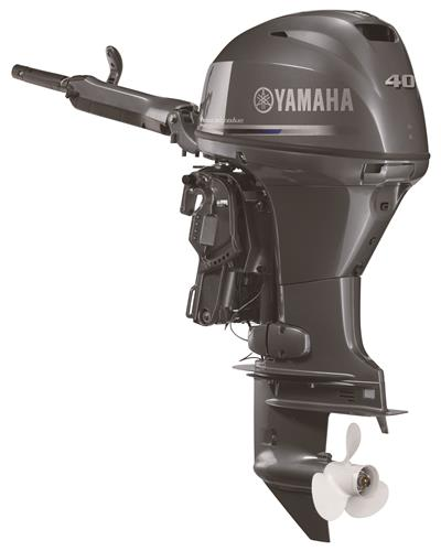 40 hp Yamaha 4 Stroke Electric Start Hydro Tilt Tiller LIMITED AVAILABILITY